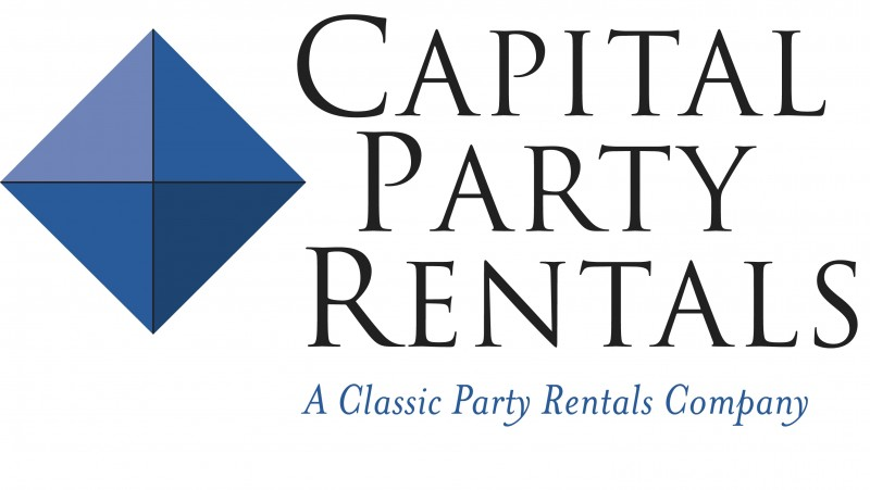 Capital Party Rentals logo